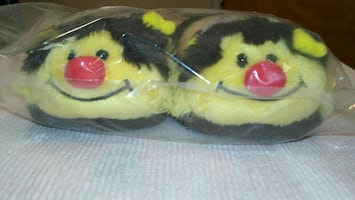 Original Pillow Pets House Slippers