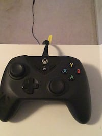 Black xbox one wired controller Bristow, 20136