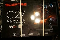 Sceptre C27 Curved Gaming Monitor  Chicago, 60644