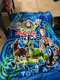 Twin/Full Toy Story Comforter
