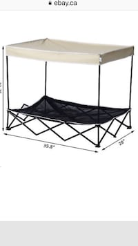 Outdoor Pet Bed with Canopy Vaughan, L0J 1C0