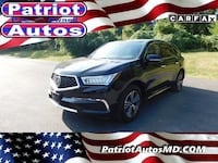 Acura MDX 2017 Baltimore