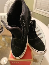 High Top Vans Men's Size 9