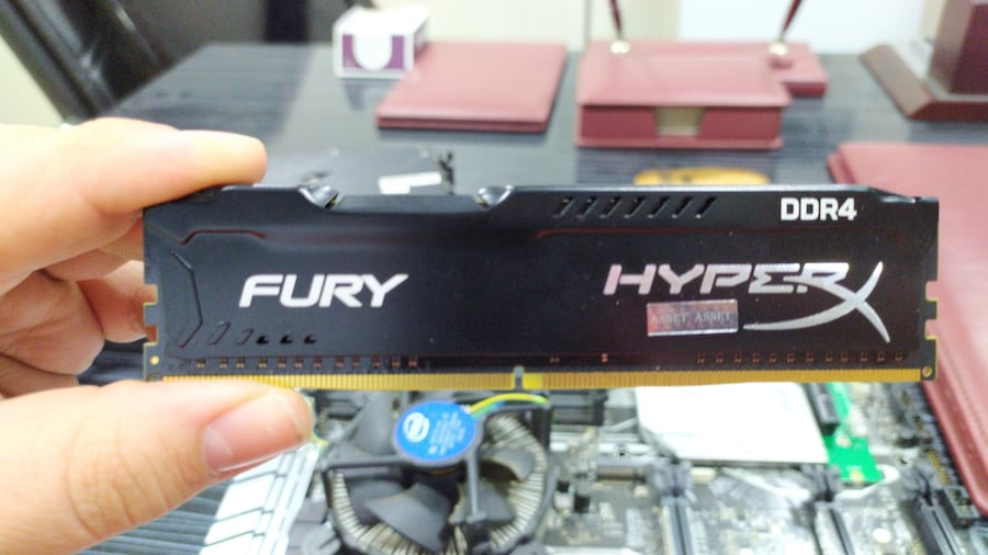 Kingston Hyperx Fury 16 GB RAM 1f268ca3-2fd1-49d8-a443-e626d0fee4ac