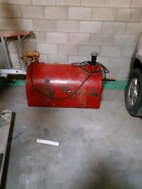 Fuel tank with pump