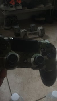 black and gray camouflage Sony PS4 controller Bakersfield, 93311