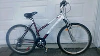 black and gray hardtail bike Calgary, T2W 6C8