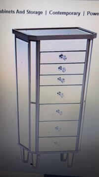 Jewellery armoire Surrey, V4N 6H4