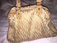 Brown xoxo handbag