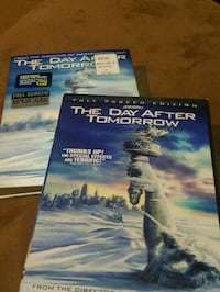 NEVER OPENED* The Day After Tomorrow