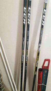 Hockey stick ccm super tacks left $150/ea Leduc, T9E 8N4