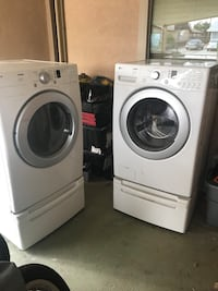 Washer and Dryer Rio Rancho, 87124