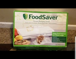 New food saver $45