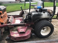 Exmark lazer riding mower $3000 OBO make me an offer nothing wrong going to buy a new one Baltimore, 21215