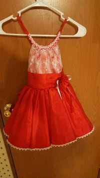 Little girls dress 3or 4 year old  Jessup, 20794