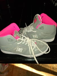 girls dc hightops.  Springfield