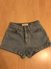 women's blue denim short shorts Tempe, 85281