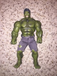 Marvels Hulk Action Figure Calgary, T3E