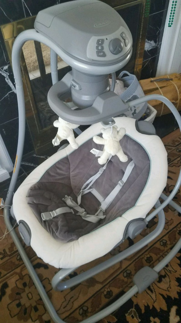 Graco baby swing & soother