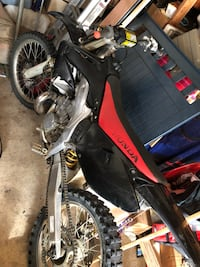 Cr250r 2,500 trades available need gone ASAP  Folsom, 08037