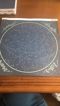 12x12 Stargazing Paper Pack New York