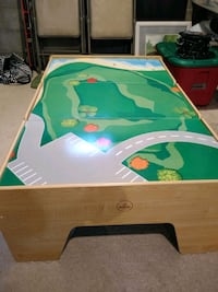 KidCraft Wooden Play Table