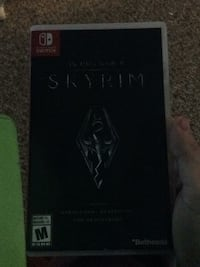 Skyrim for Nintendo Switch (all DLC included) Guelph, N1G 3A7