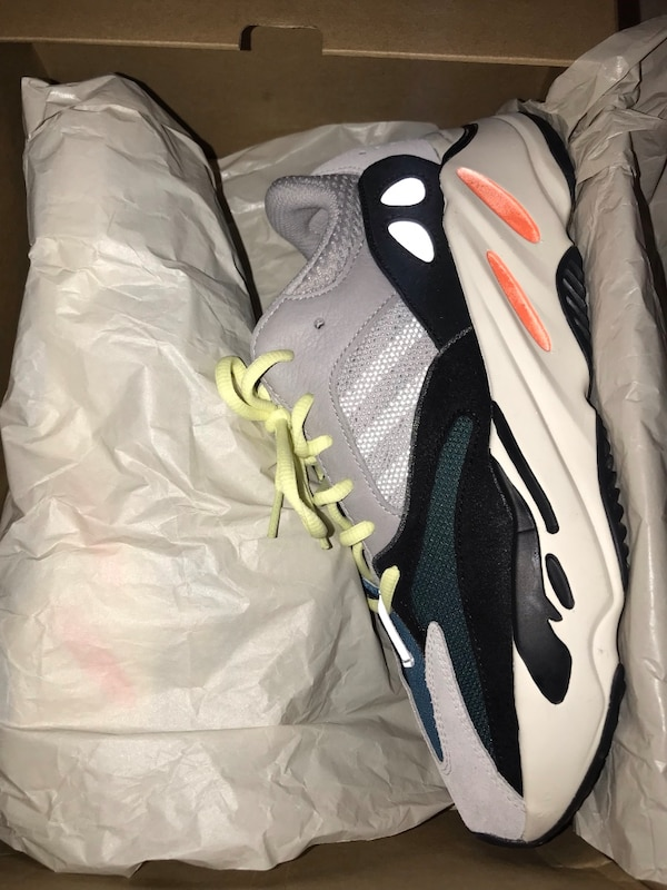 c71a95be645c2 Used Yeezy boost 700 wave runner size 10 worn once for sale in New ...