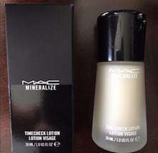Brand new Mac mineralize time check lotion