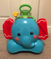 baby's blue and red ride on toy Riverview, 33579