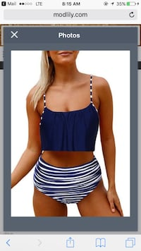 Brand new bathing suit size M Georgetown, 40324