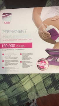 Glide permanent hair removal  Rockville, 20851