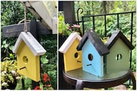 Ornamental decorative  birdhouses North Vancouver, V7J 3K4