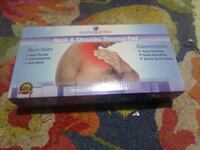 Neck and shoulder thermal pad Glasgow area
