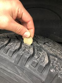 5 all season tires and rims Richmond Hill, L4S 1Y5