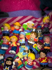 Over 95 Little people characters