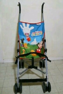 !Mickey Mouse Clubhouse Single Stroller!!