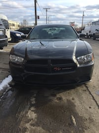 2011 Dodge Charger Police Package (Fleet)
