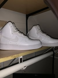 Air Force one high top