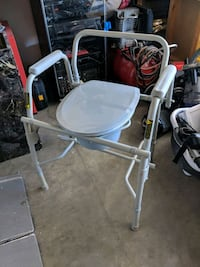 Brand new Drive Deluxe drop arm Commode Dublin, 94568