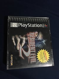 Resident Evil 2 for Playstation 1 Chicago, 60641