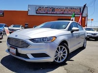 2017 Ford Fusion SE 4dr Sedan Hayward