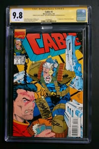 Cable 3 (SS CGC 9.8) NM/MT 1st app Weasel  Bethesda, 20814