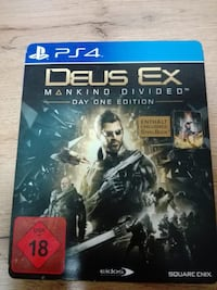 DEUS EX - Mankind Divided Nuremberg