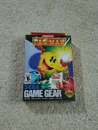 New and Sealed Pac-Man Sega Game Gear Fairfax, 22033