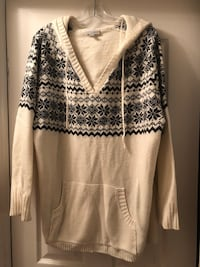 Sweater Hoodie- size 2X