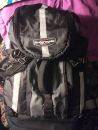 black and gray backpack Copperas Cove, 76522