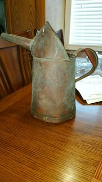 Antique water pitcher or cooking oil picture Hamilton, L9C