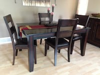 Dining table and chairs Calgary, T2Z 1N1