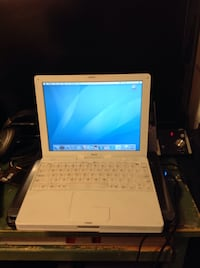 White IBook G4 no power adapter sold As Is for parts and repair Denver, 80239